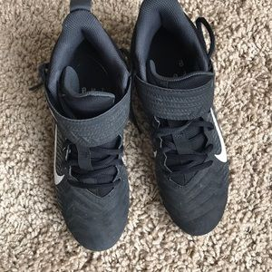 Size 7 Nike Cleats